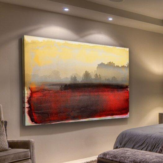 Parvez Taj Port Cunnington - Art Print on Premium Canvas