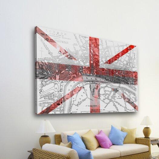 Parvez Taj London 2 - Art Print on Premium Canvas