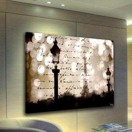 Parvez Taj Meudon - Art Print on Premium Canvas