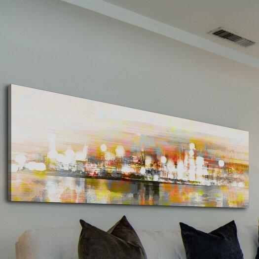 Parvez Taj Hong Kong - Art Print on Premium Canvas