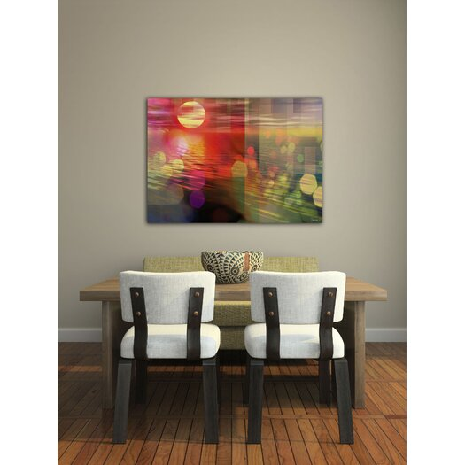 Parvez Taj Sunset - Art Print on Premium Canvas