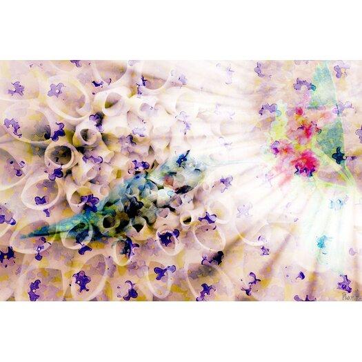 Parvez Taj Weightless Print Art on Canvas