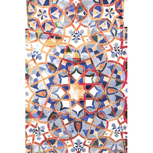 Figuig by Parvez Taj Graphic Art on Canvas