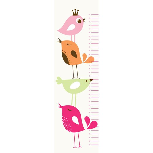 Secretly Designed Stacked Birdie Growth Chart