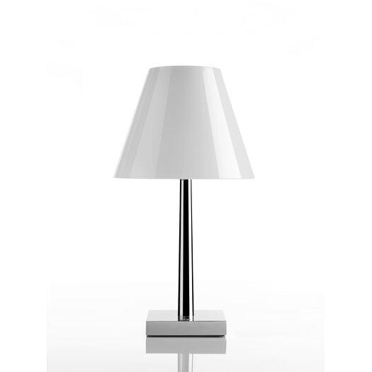 """Rotaliana Dina 14.5"""" H LED Table Lamp with Empire Shade"""