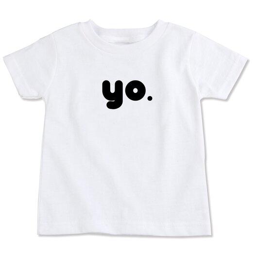 Spunky Stork Yo Organic T-shirt