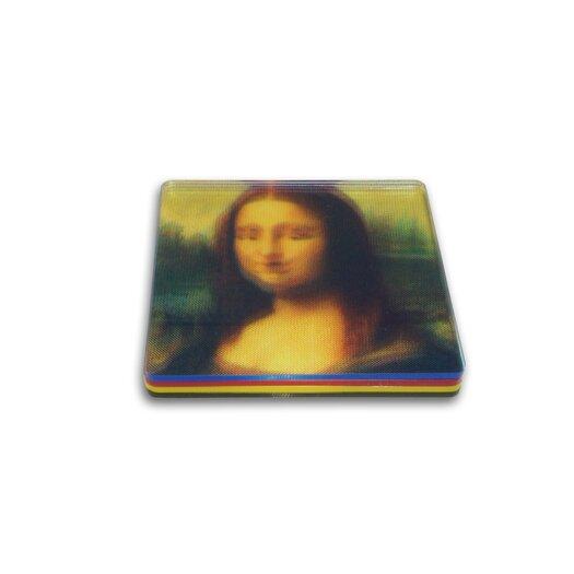 Molla Space, Inc. CMYK Printed Coasters