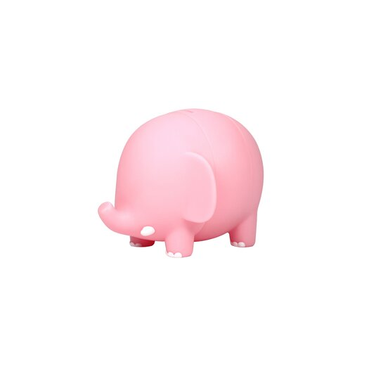 Molla Space, Inc. Lucky Rice Elephant Piggy Bank
