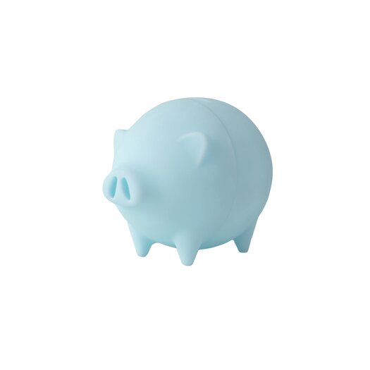 Molla Space, Inc. Lucky Rice Pig Piggy Bank