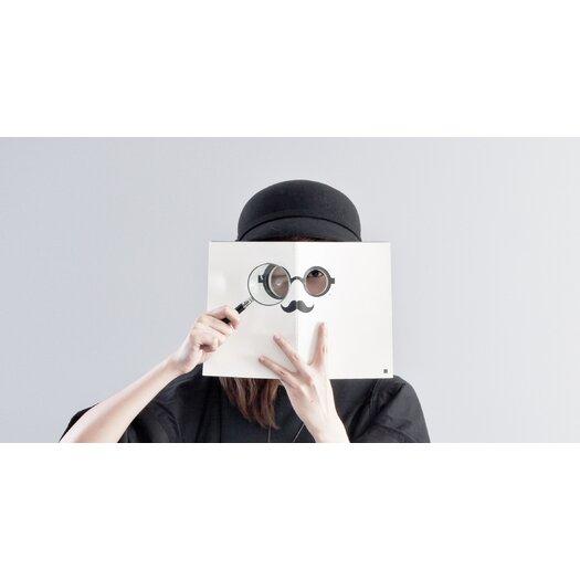 Molla Space, Inc. Detective Peeping Notebook