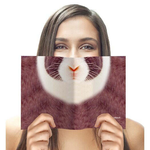 Molla Space, Inc. Rabbit Sniffing Notebook