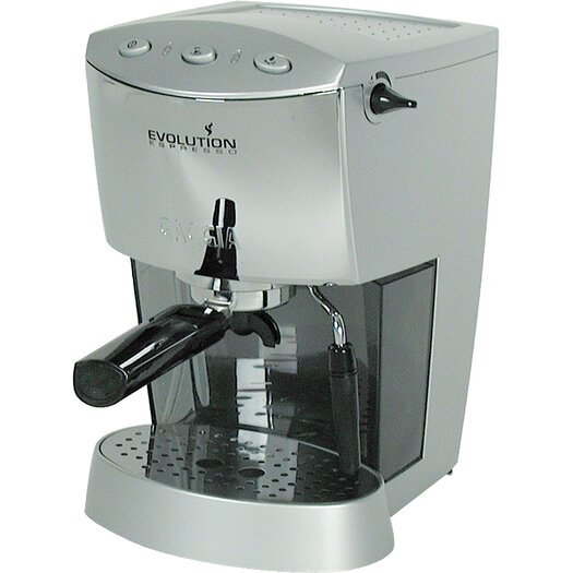 Gaggia Evolution Semi-Automatic Espresso Machine