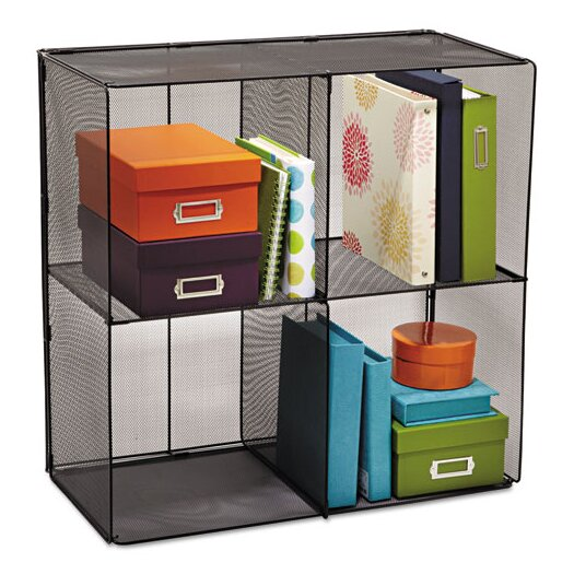 Safco Products Company Onyx Mesh Cube