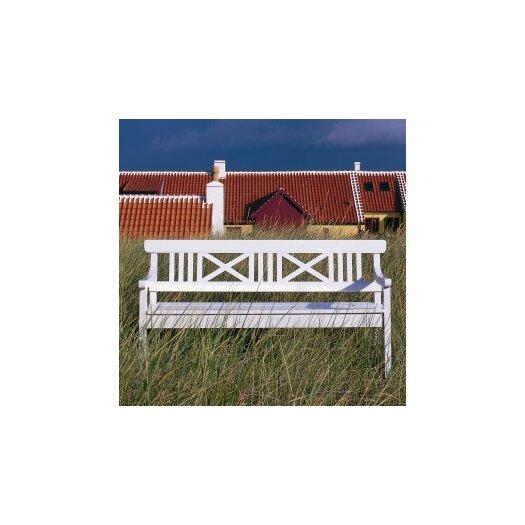 Skagerak Denmark Drachmann Wood Garden Bench
