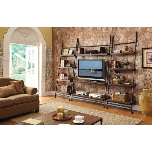 "Riverside Furniture Camden Town 88.5"" Bookcase"