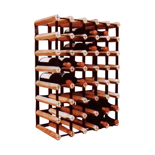 Vinotemp Cellar Trellis 40 Bottle Wine Rack