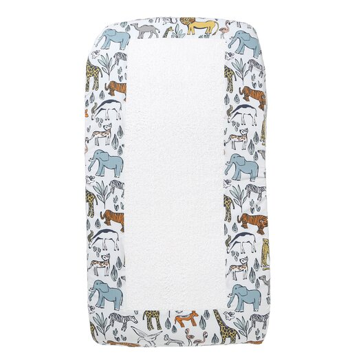 DwellStudio Safari Changing Pad Cover