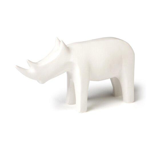 DwellStudio Rhino White Objet