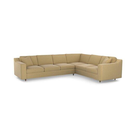 DwellStudio Larkin Right Facing Sectional Sofa