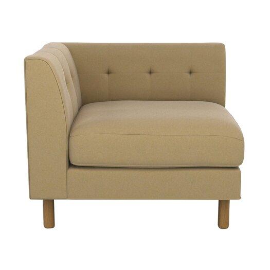 DwellStudio Harrison Left Arm Corner Chair