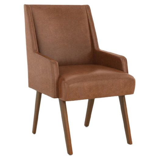 DwellStudio Sven Leather Dining Chair