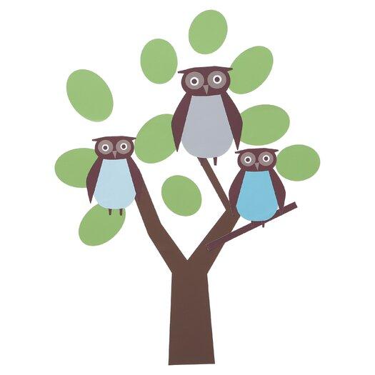 DwellStudio Owls Wall Decals