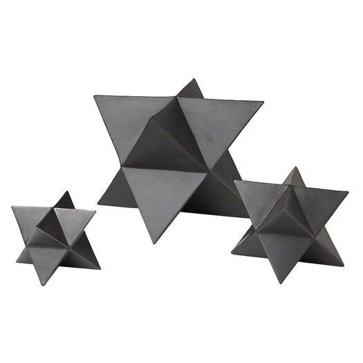 DwellStudio 3 Piece Star Objet Set