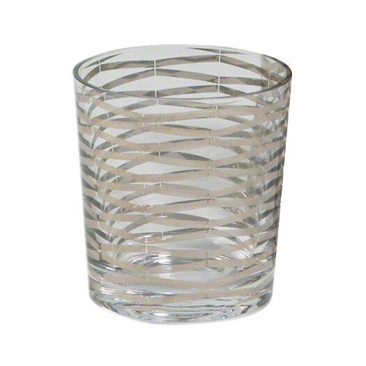DwellStudio Ribbons Drinking Glass