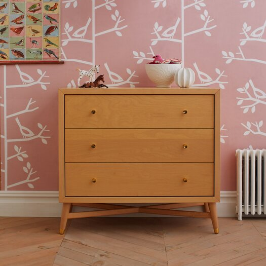 DwellStudio Mid-Century Natural Dresser