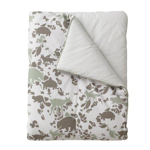 DwellStudio Woodland Tumble Play Blanket