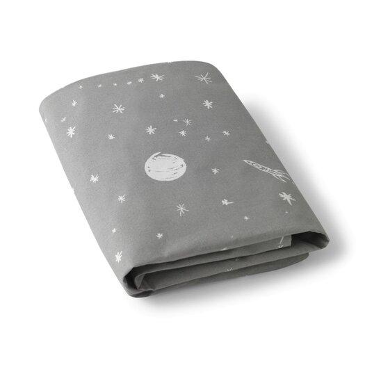 DwellStudio Galaxy Fitted Crib Sheet