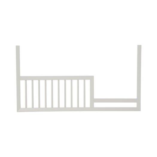 DwellStudio Mid-Century French White Toddler Rail