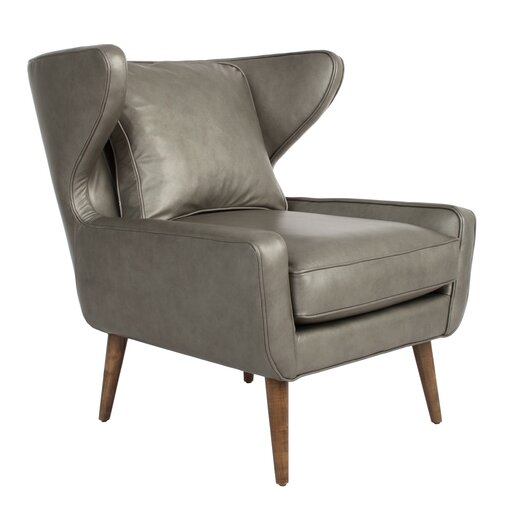 DwellStudio Cooper Leather Chair