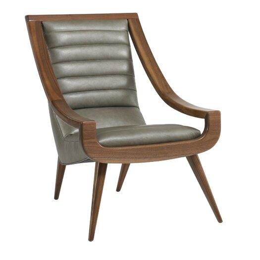 DwellStudio Leland Leather Chair