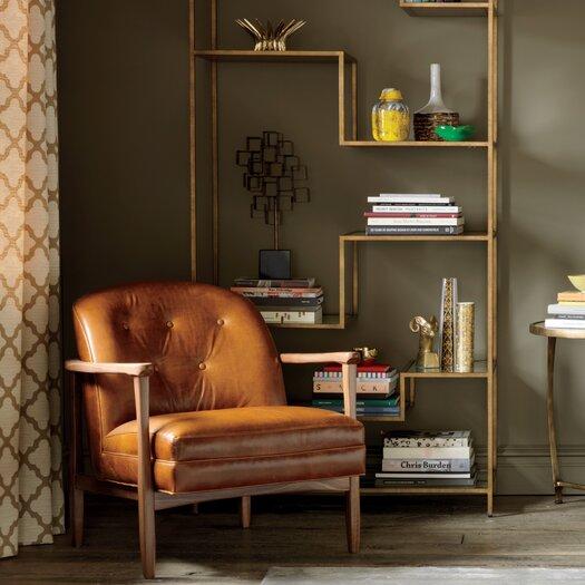 DwellStudio Olsen Leather Chair