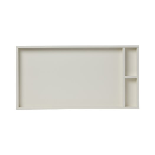 DwellStudio Mid-Century French White Changing Top