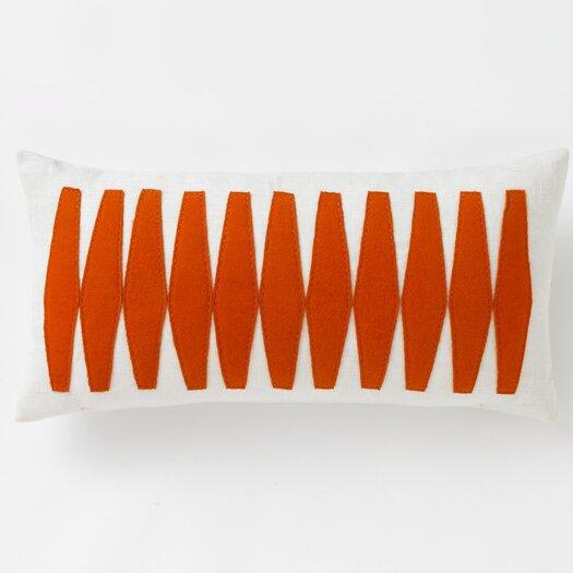 DwellStudio Otto Tangerine Pillow