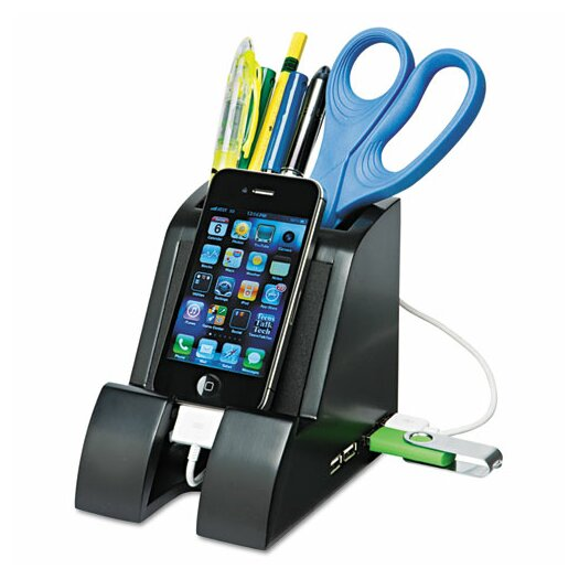 Victor Smart Charge Pencil Cup