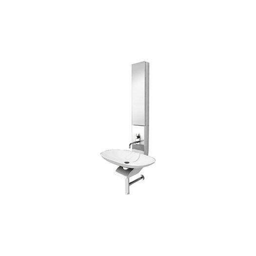 "LaToscana La Fontana 19"" Vanity Set with Single Sink"