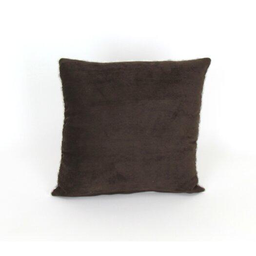 Wayborn Short Hair Decorative Throw Pillow