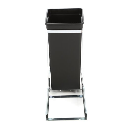 simplehuman 30 L / 8 Gal, Under-Counter Pull-Out Trash Can, Commercial Grade