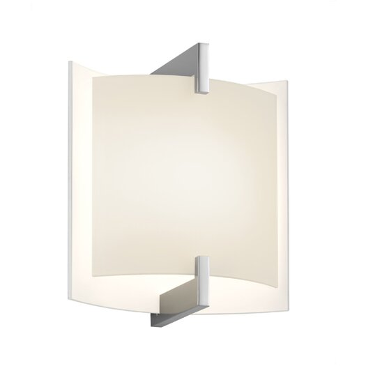 Sonneman Double Arc LED Wall Sconce