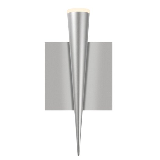 Sonneman Micro Cone 1 Light LED Wall Sconce
