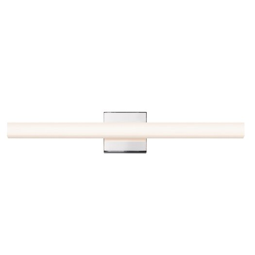 "Sonneman SQ-bar 24"" Vanity Light"