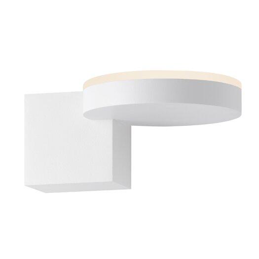 Sonneman Disc-Cube 1 Light LED Wall Sconce
