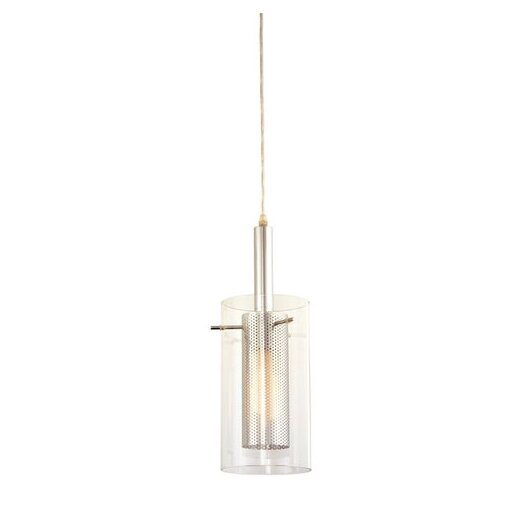 Sonneman Zylinder 1 Light Single Pendant