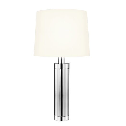 "Sonneman Pomone 33.5"" Table Lamp with Empire Shade"