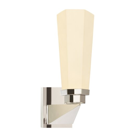 Sonneman Forma 1 Light Wall Sconce