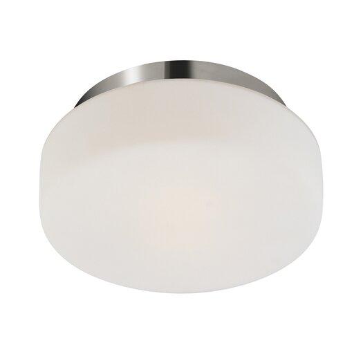 Sonneman Pan 2 Light Flush Mount