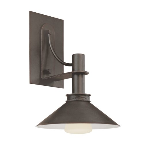 Sonneman Bridge Small 1 Light Wall Sconce